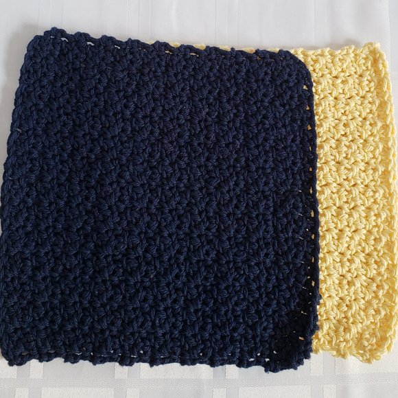 BUNDLE 🍽️ 2/$20 🍽️ Dishcloths